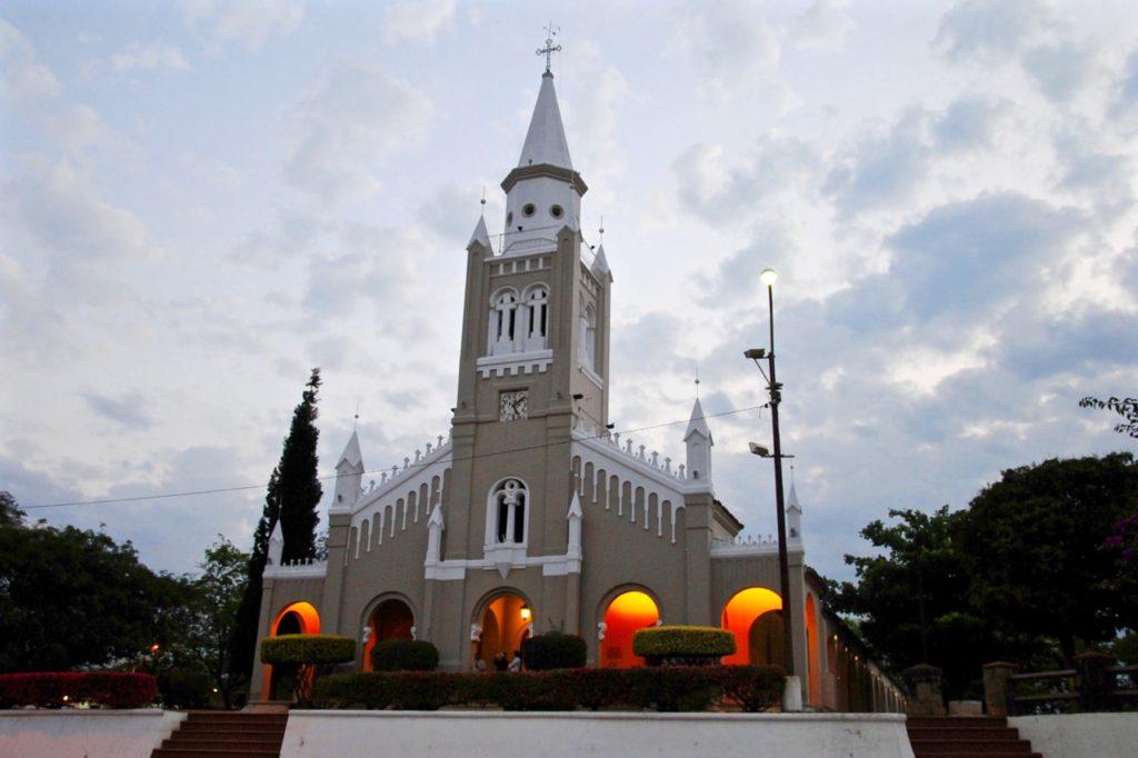 La Candelaria de Areguá, Paraguay
