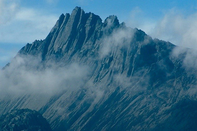 Climbing the seven summits a route to the top - jaya
