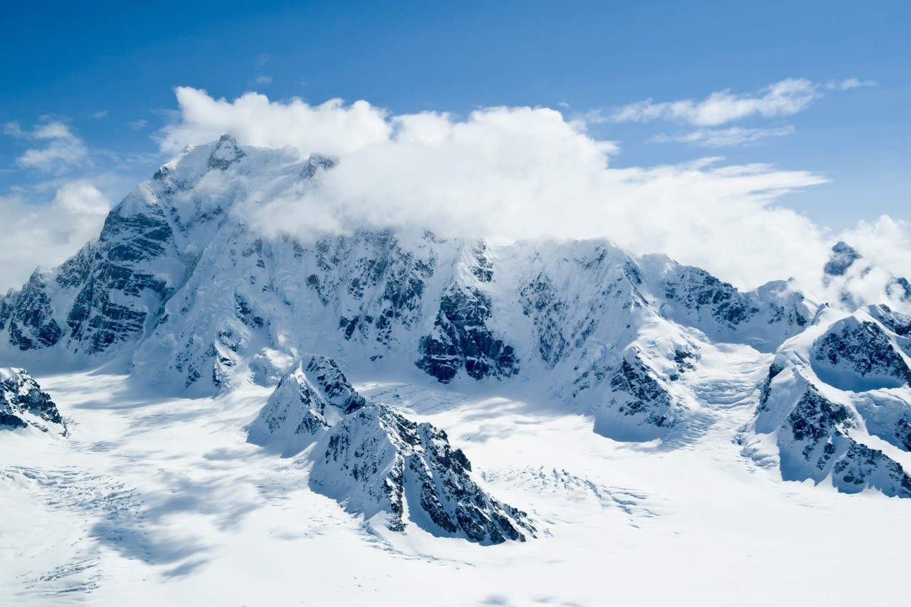 Climbing the seven summits a route to the top - denali