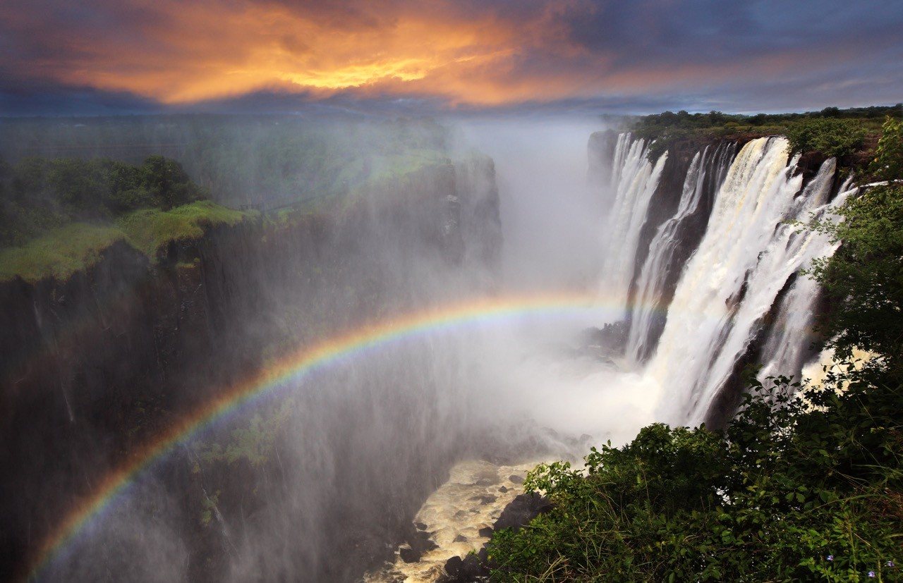 best-national-parks-in-the -world-victoria-falls