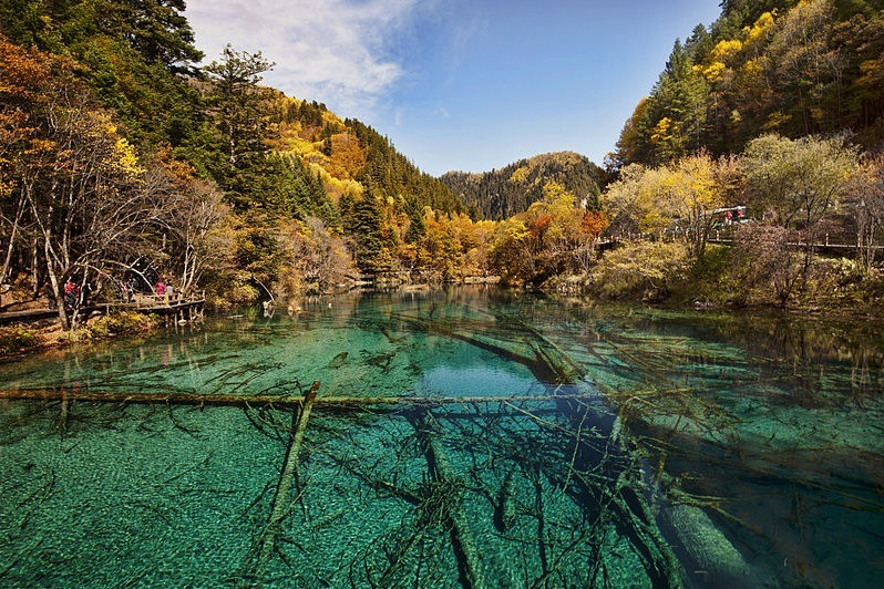 best-national-parks-in-the-world-Jiuzhaigou