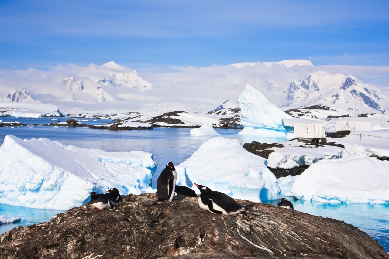 best national parks in the world antarctic