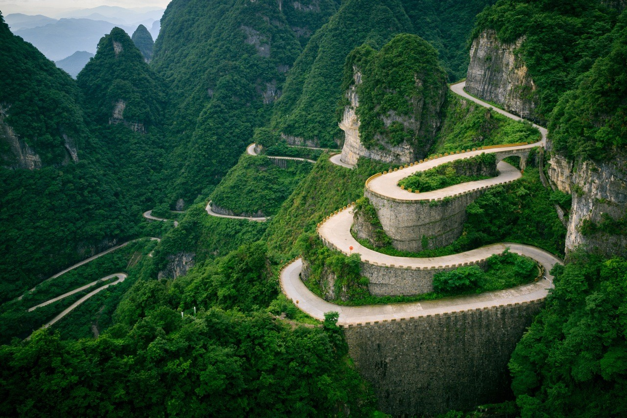 15 Crazy Roads From Across The World Atlas Amp Boots