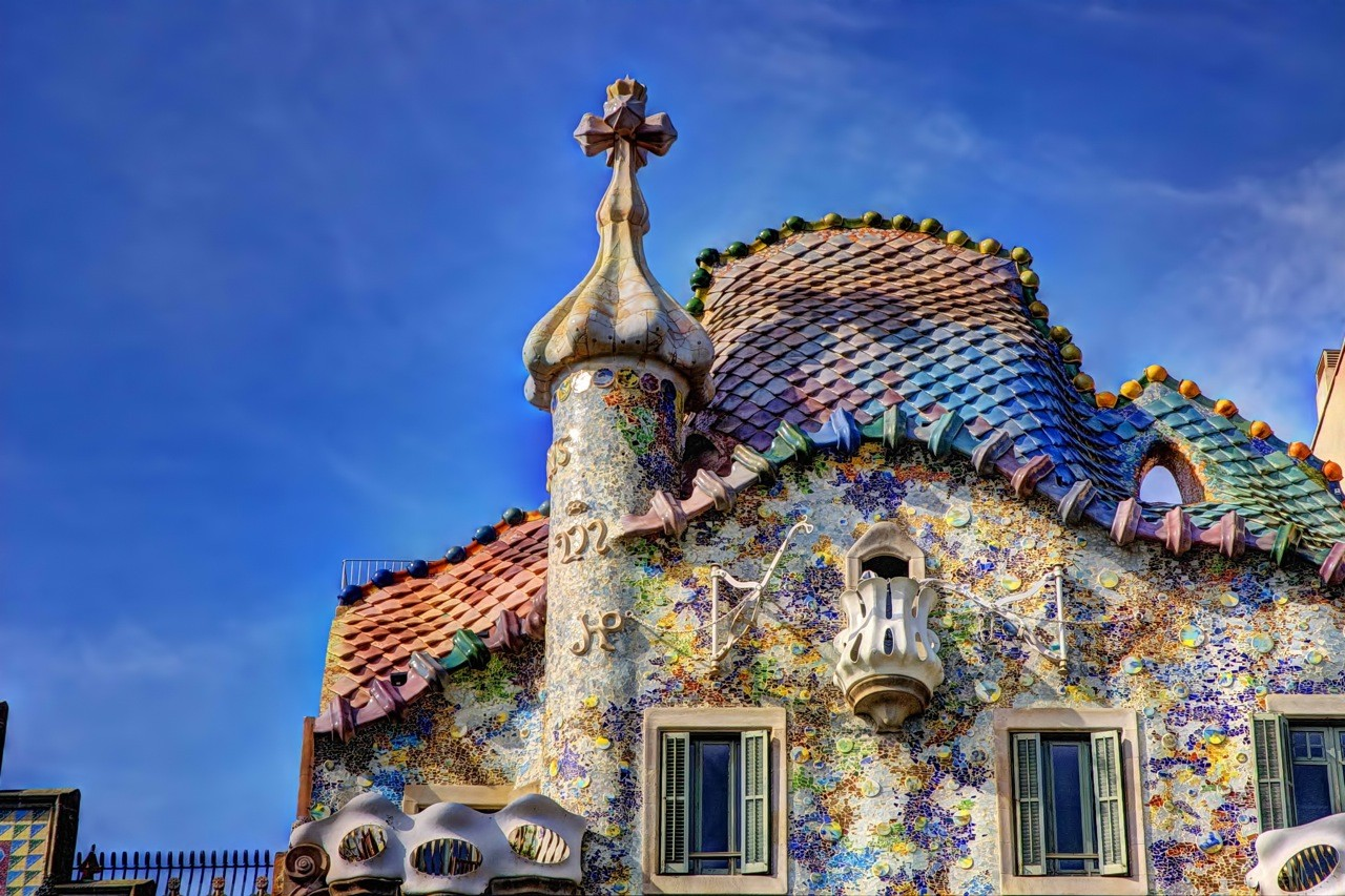 Good Casa Batlló, Spain. Fairytale Buildings10 Design