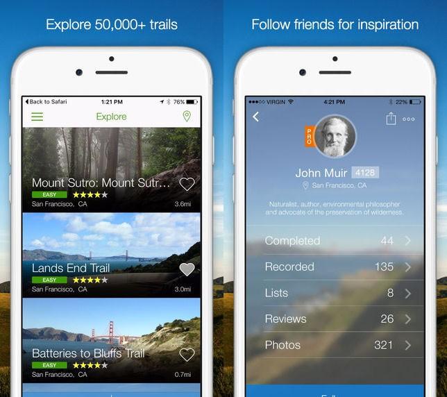 hiking-apps-alltrails