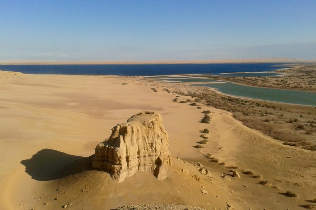 oldest cities in the world: faiyum