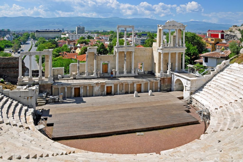 oldest cities in the world: plovdiv