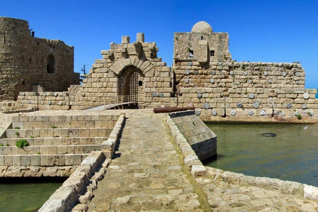 oldest cities in the world: sidon
