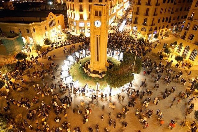 oldest cities in the world: beirut