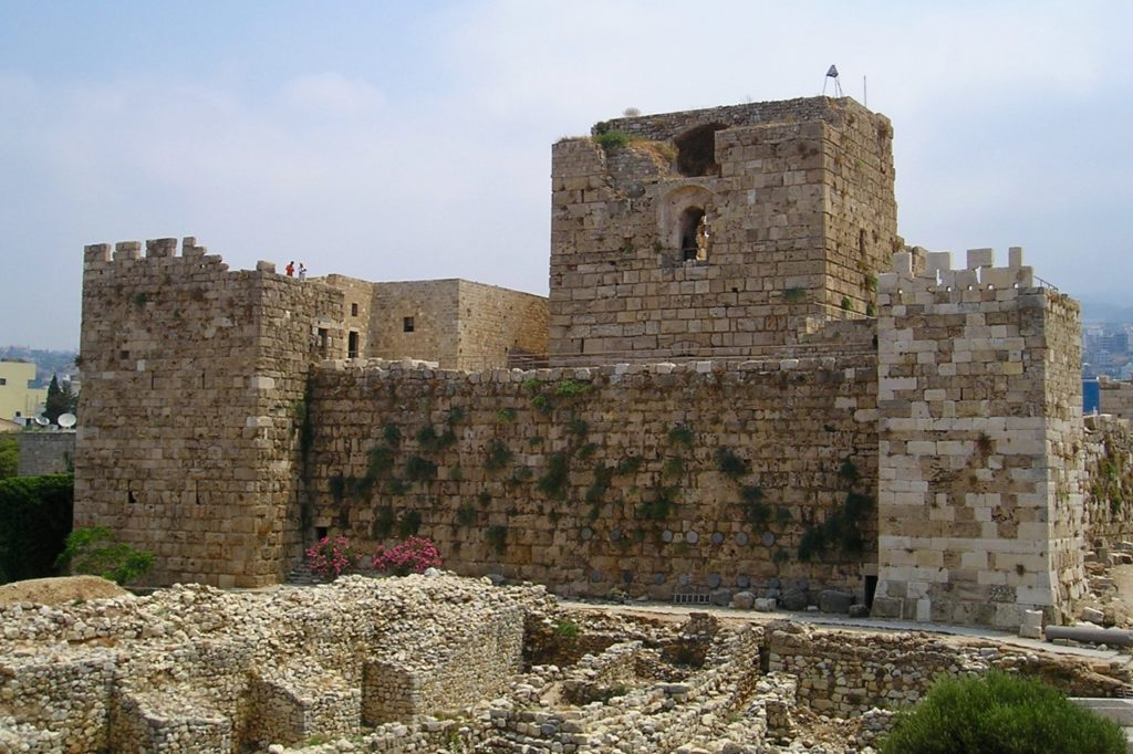 crusader castle