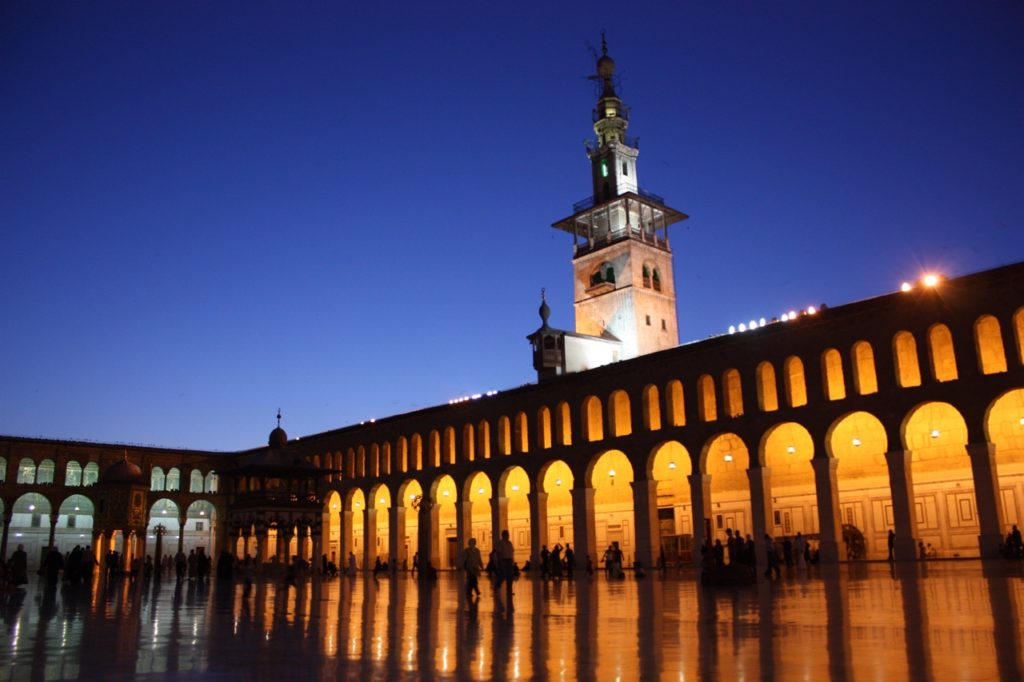 oldest cities in the world: damascus