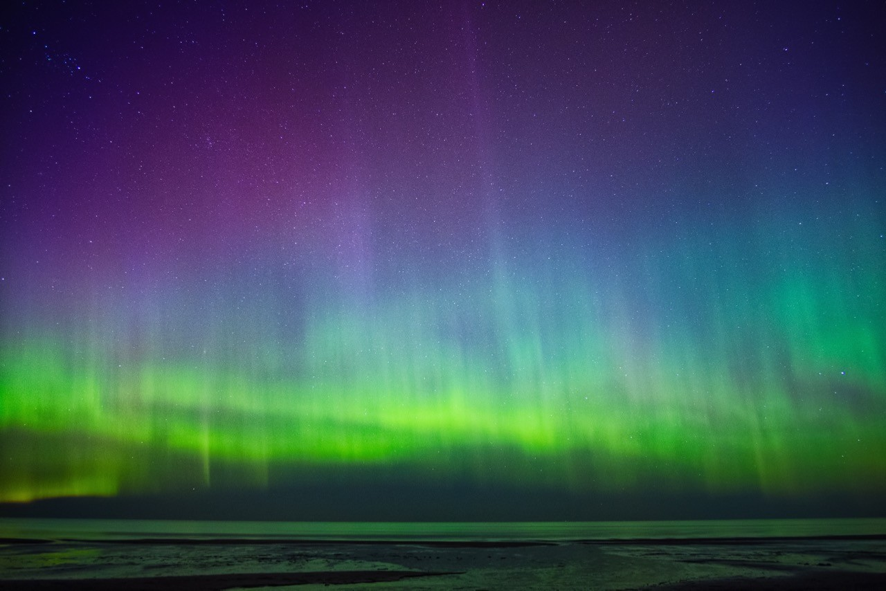 stunning natural phenomena northern lights
