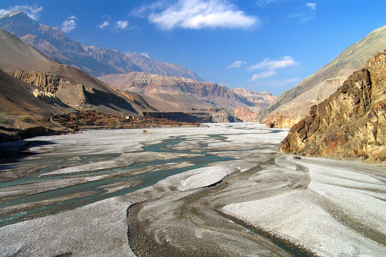 best-countries-for-hiking-nepal mustang