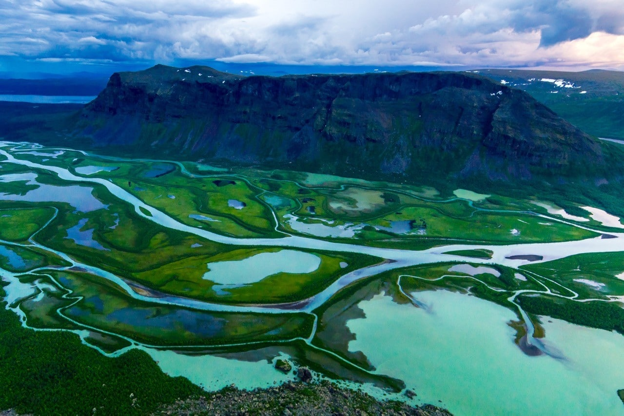 Best National Parks in Europe sarek
