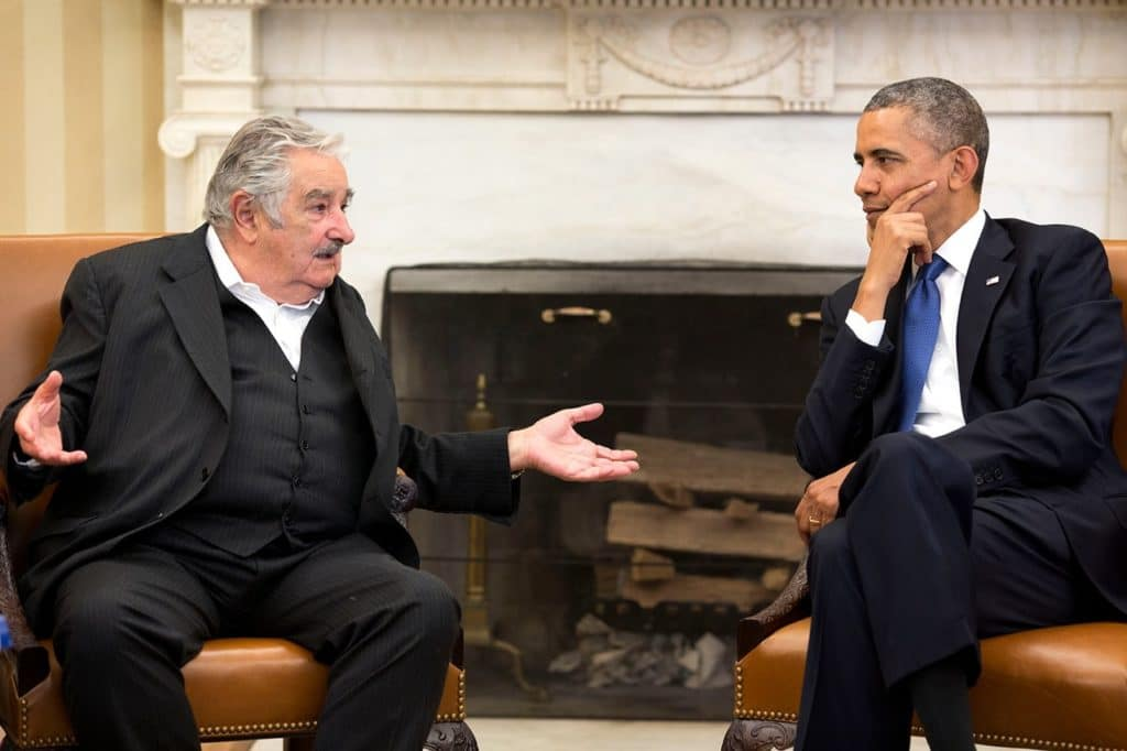 world's poorest president meets obama