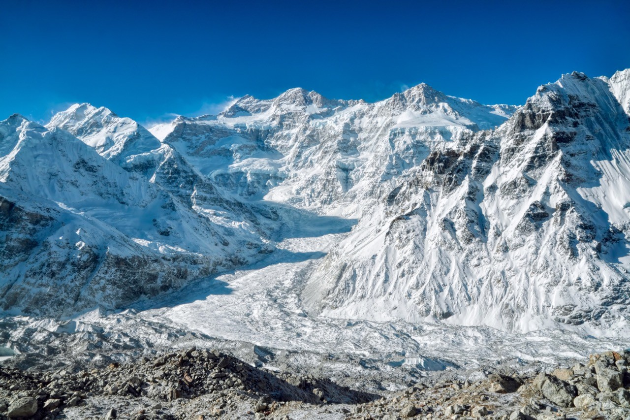 most dangerous mountains in the world Eight-thousanders-kangchenjunga