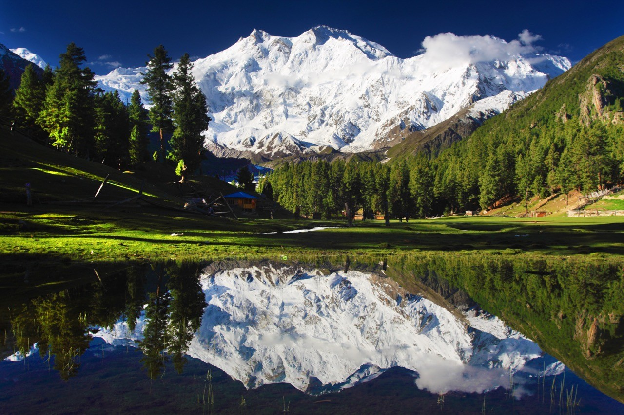 most dangerous mountains in the world -nanga-parbat