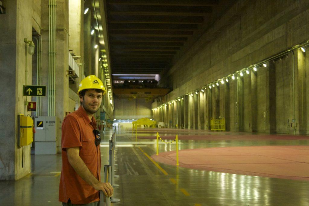 itaipu dam: gallery