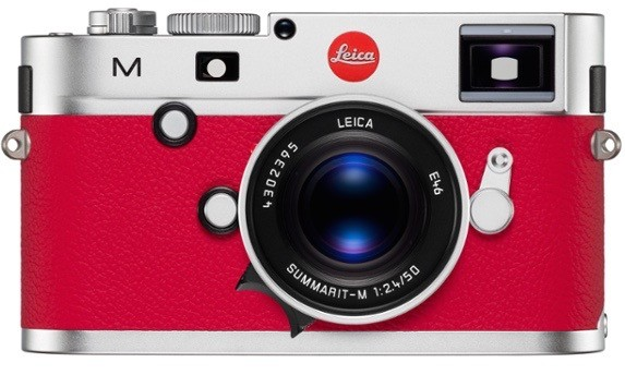 luxury travel gifts: leica m camera