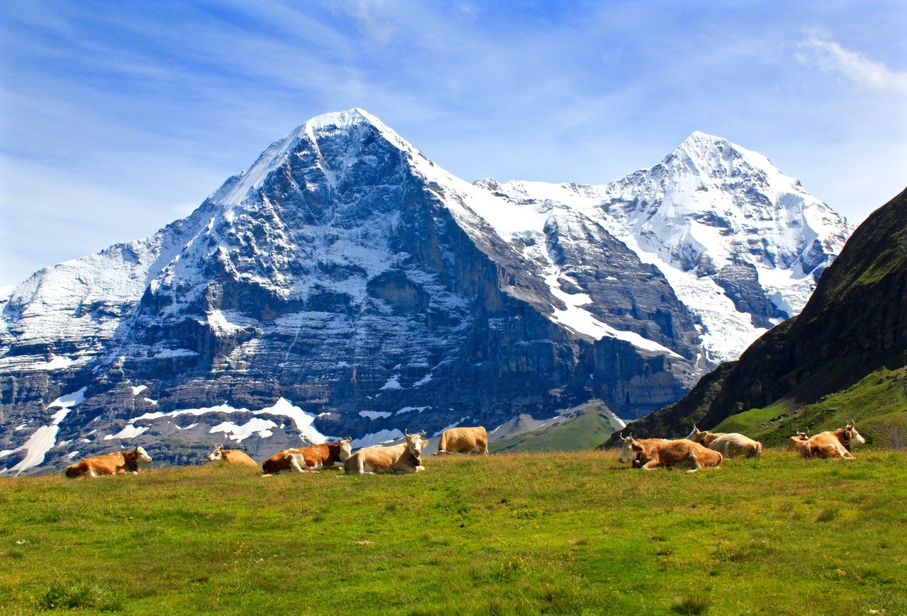 most dangerous mountains in the world -eiger