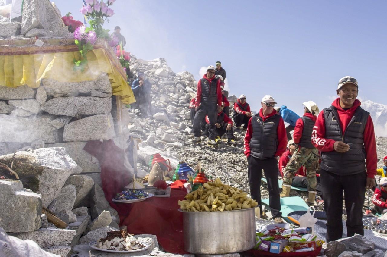 Sherpa film review - basecamp