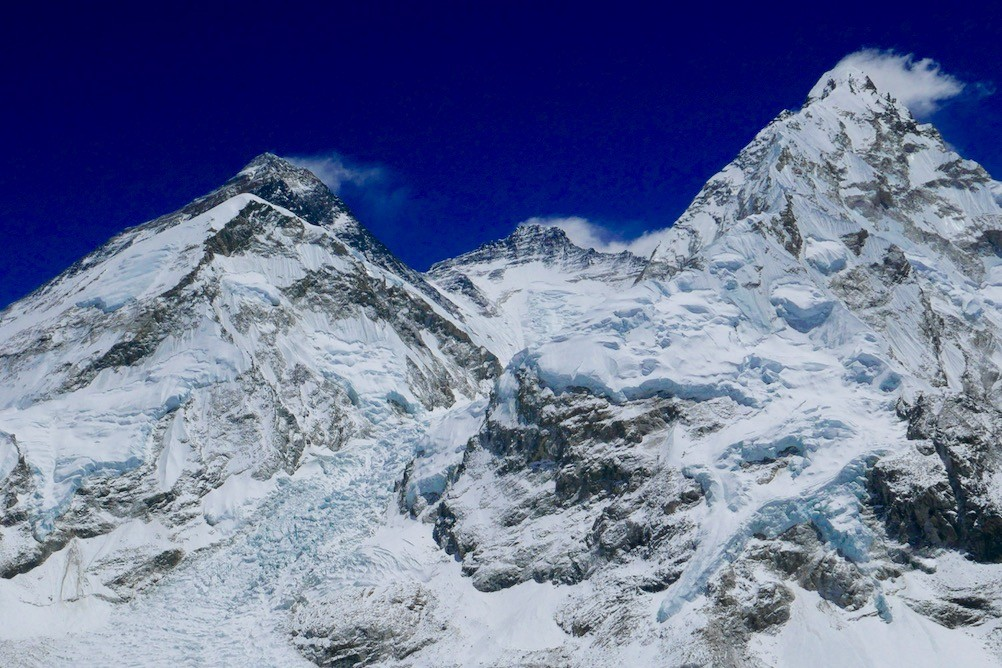 Mountaineering calendar: when to climb the world's greatest mountains lhotse