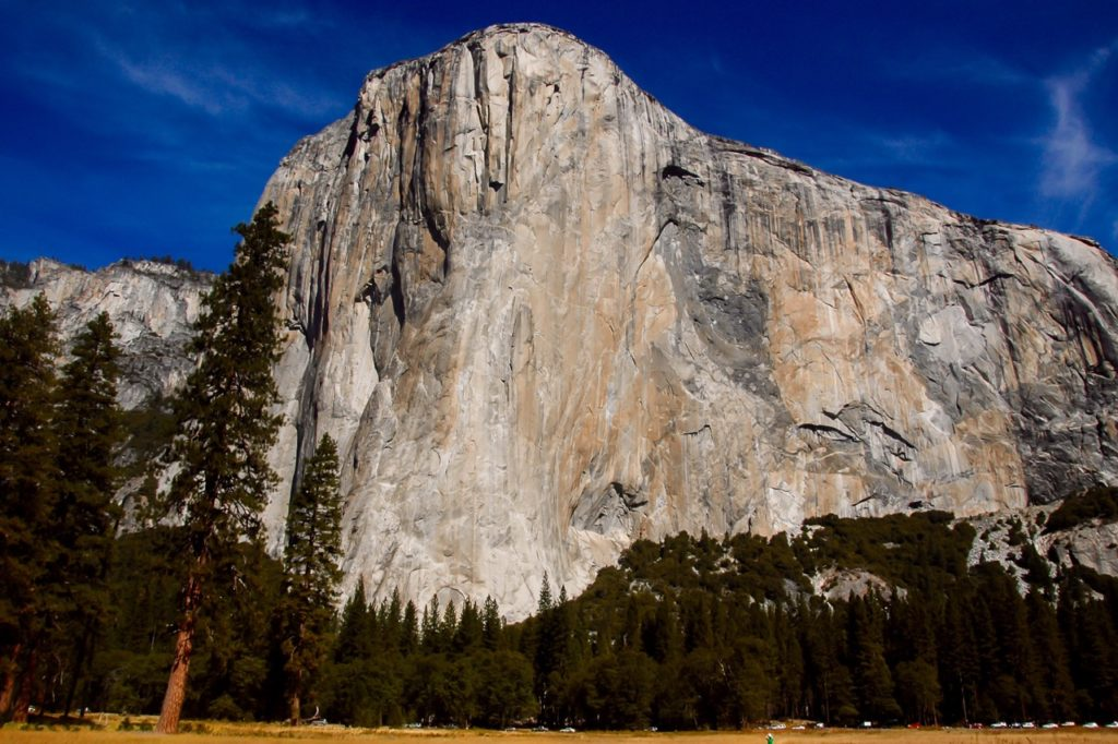 best big wall climbing: el capitan