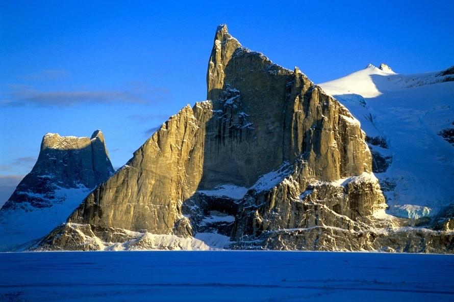 best big wall climbing: polar sun spire