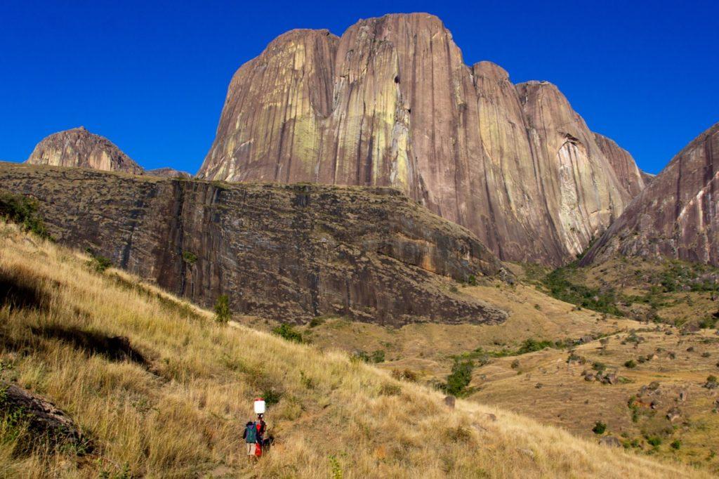 best big wall climbing: tsanarono