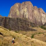 The Tsaranoro Massif is known as 'Africa's Yosemite'