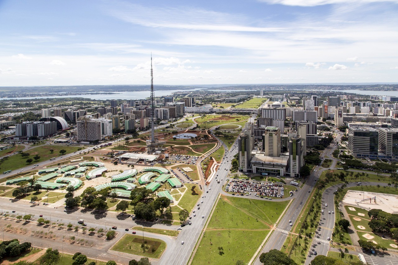 interesting facts about brasilia