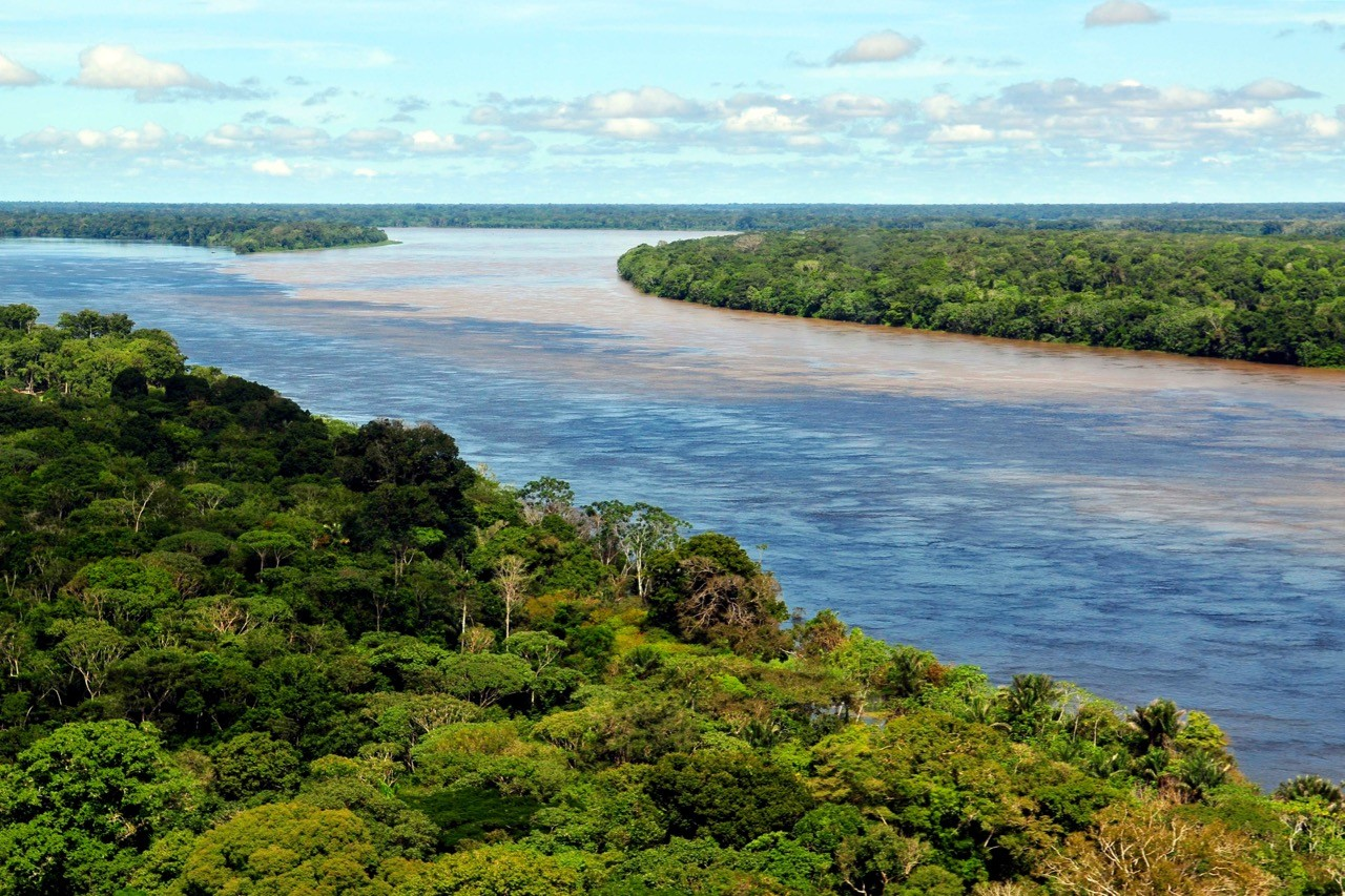 interesting facts about brazil - amazon river