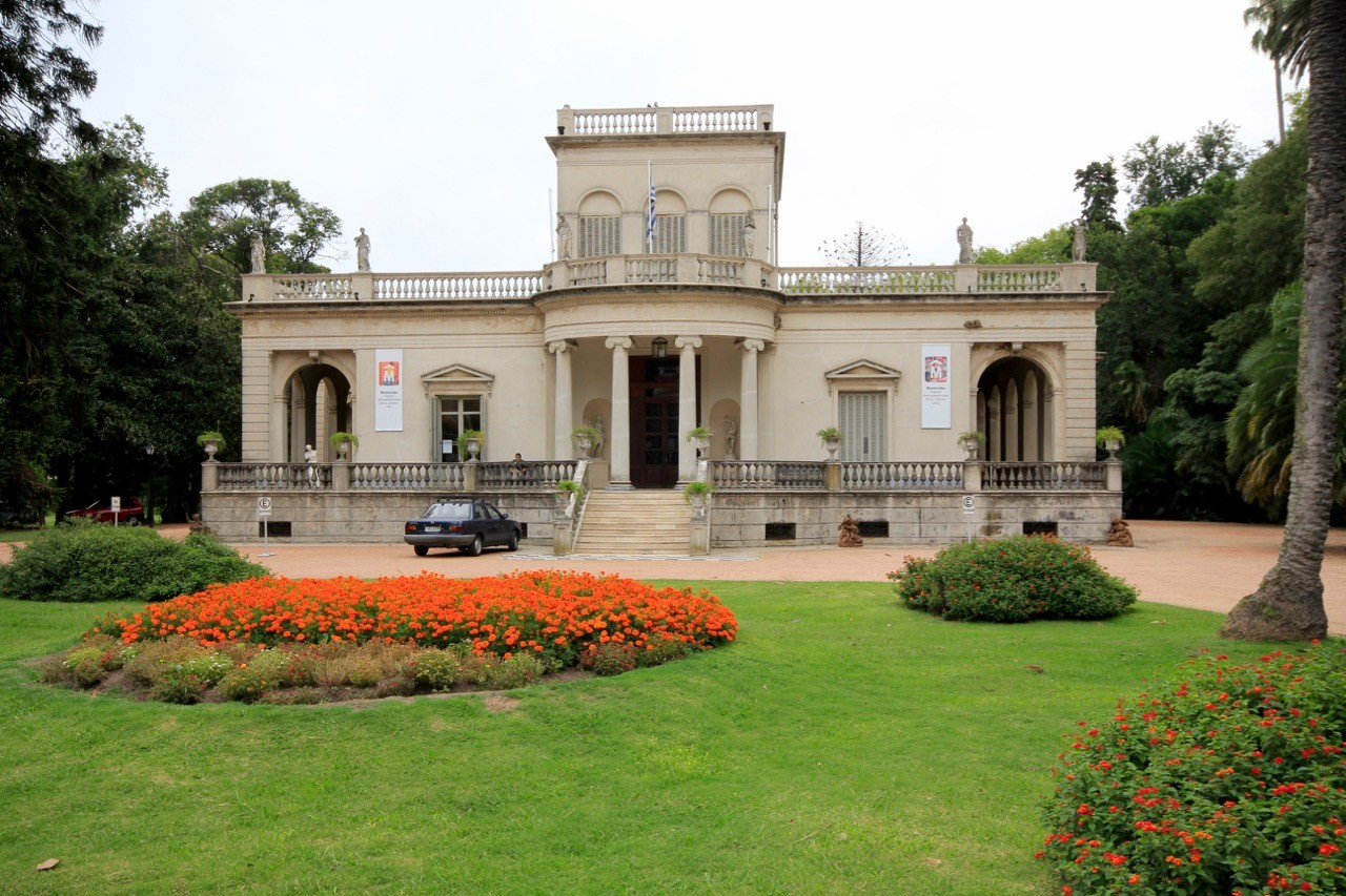 things to do in montevideo uruguay - Museo Blanes