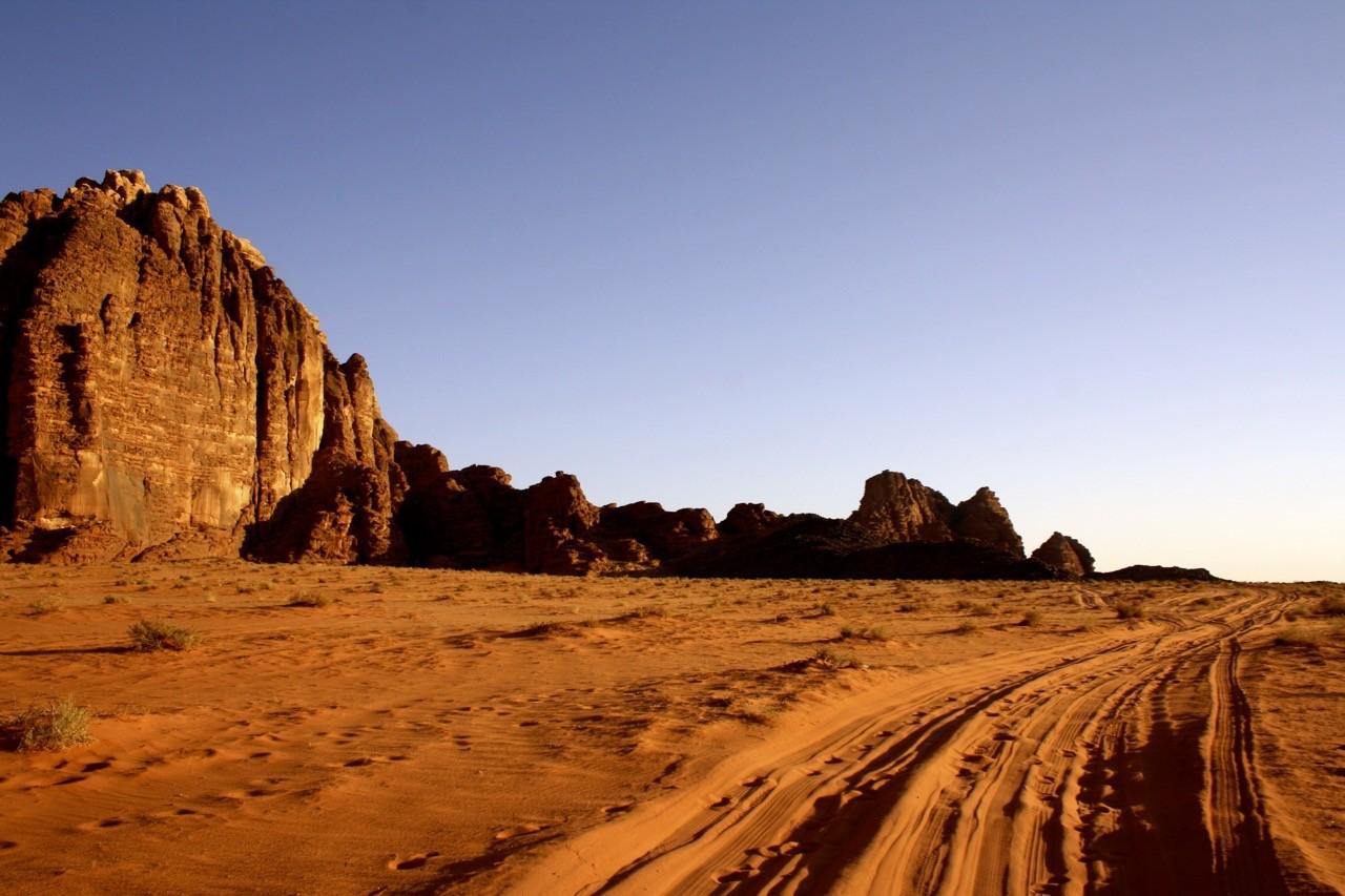 Camping in Wadi Rum - 20