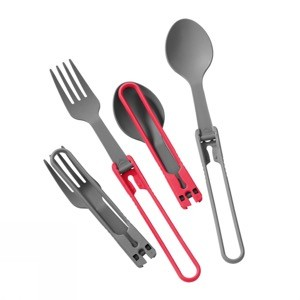 Wild camping tips - cutlery