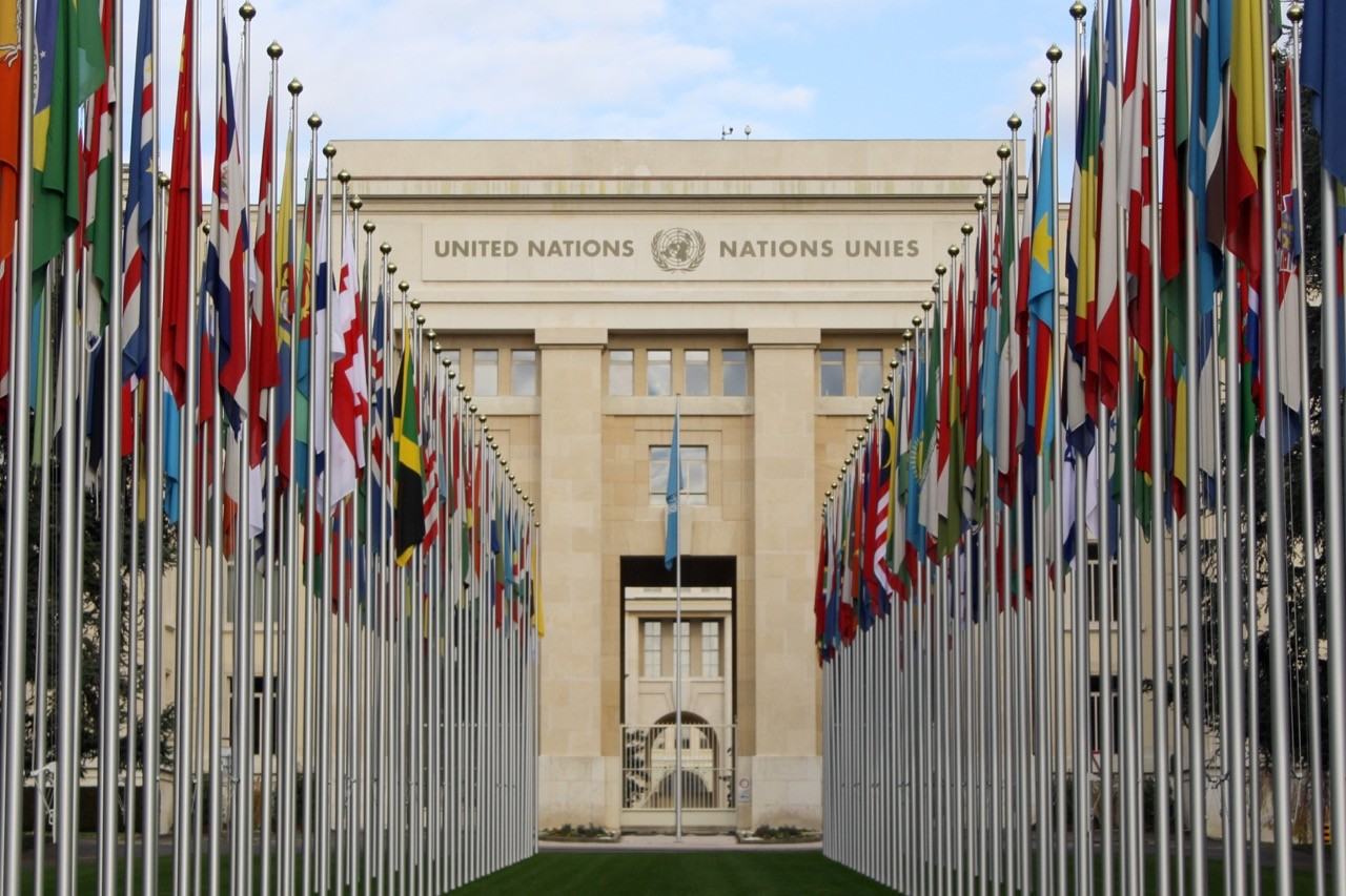 city of Geneva UN