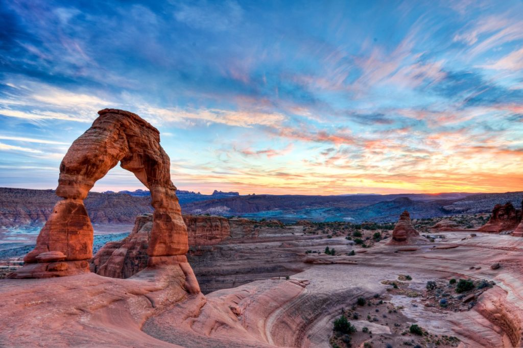 us-national-parks-delicate arch