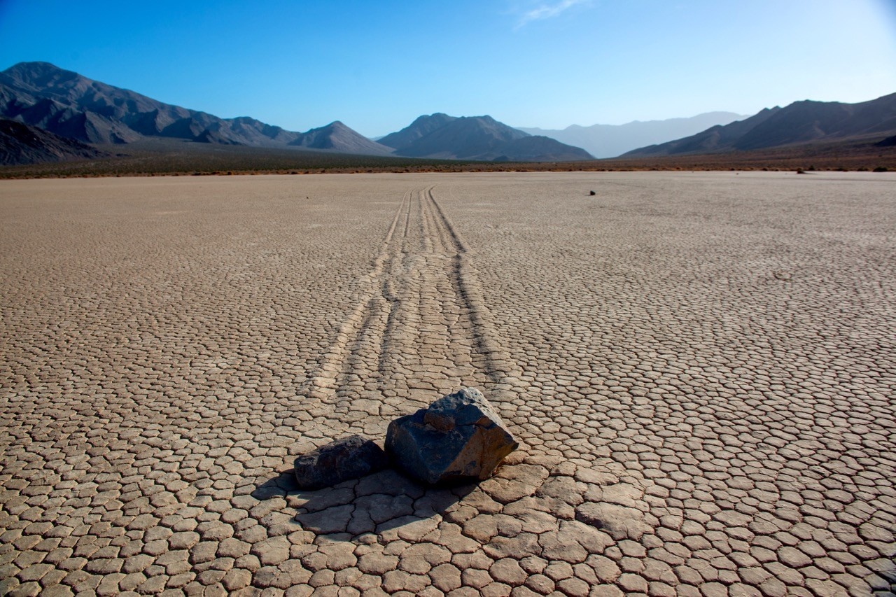 death valley hottest places on Earth