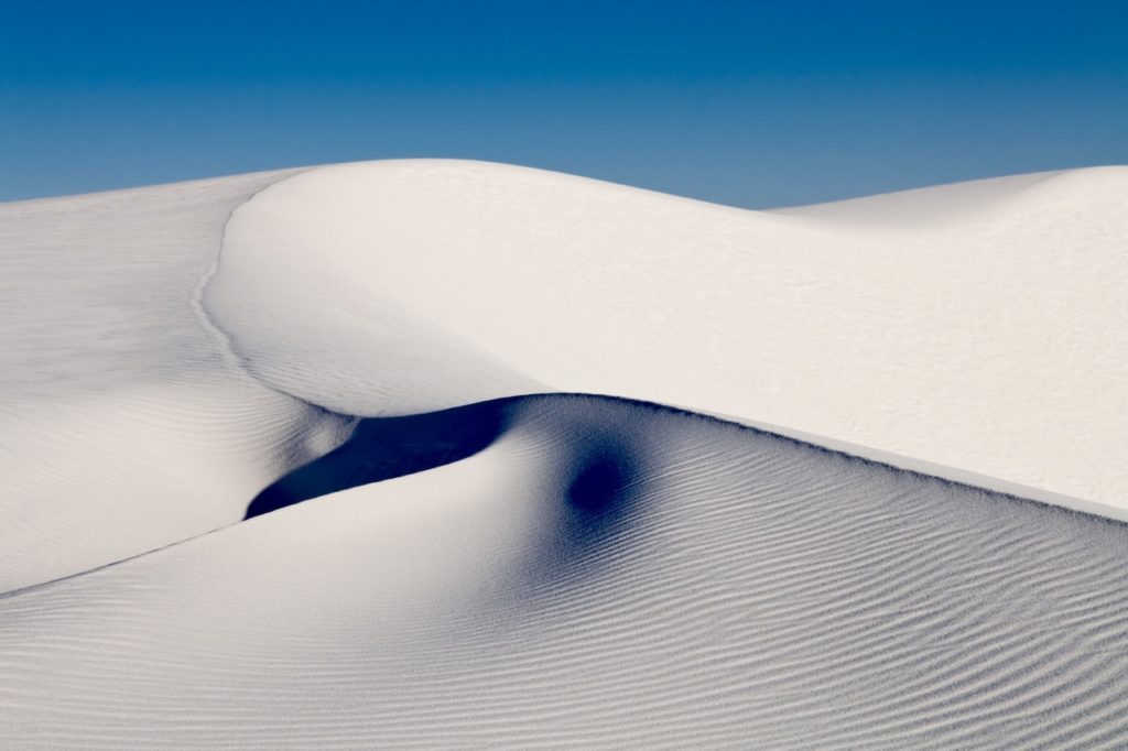 us-national-parks-white sand dunes