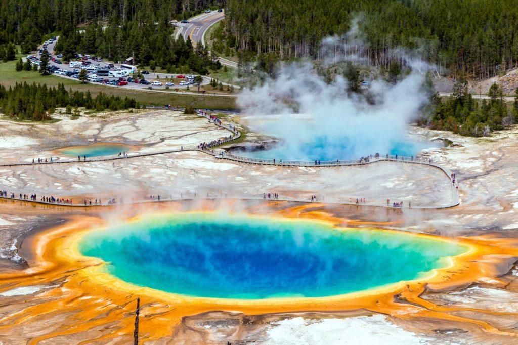 US national parks: 20 ...
