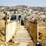 Jerash ruins Jordan - 12