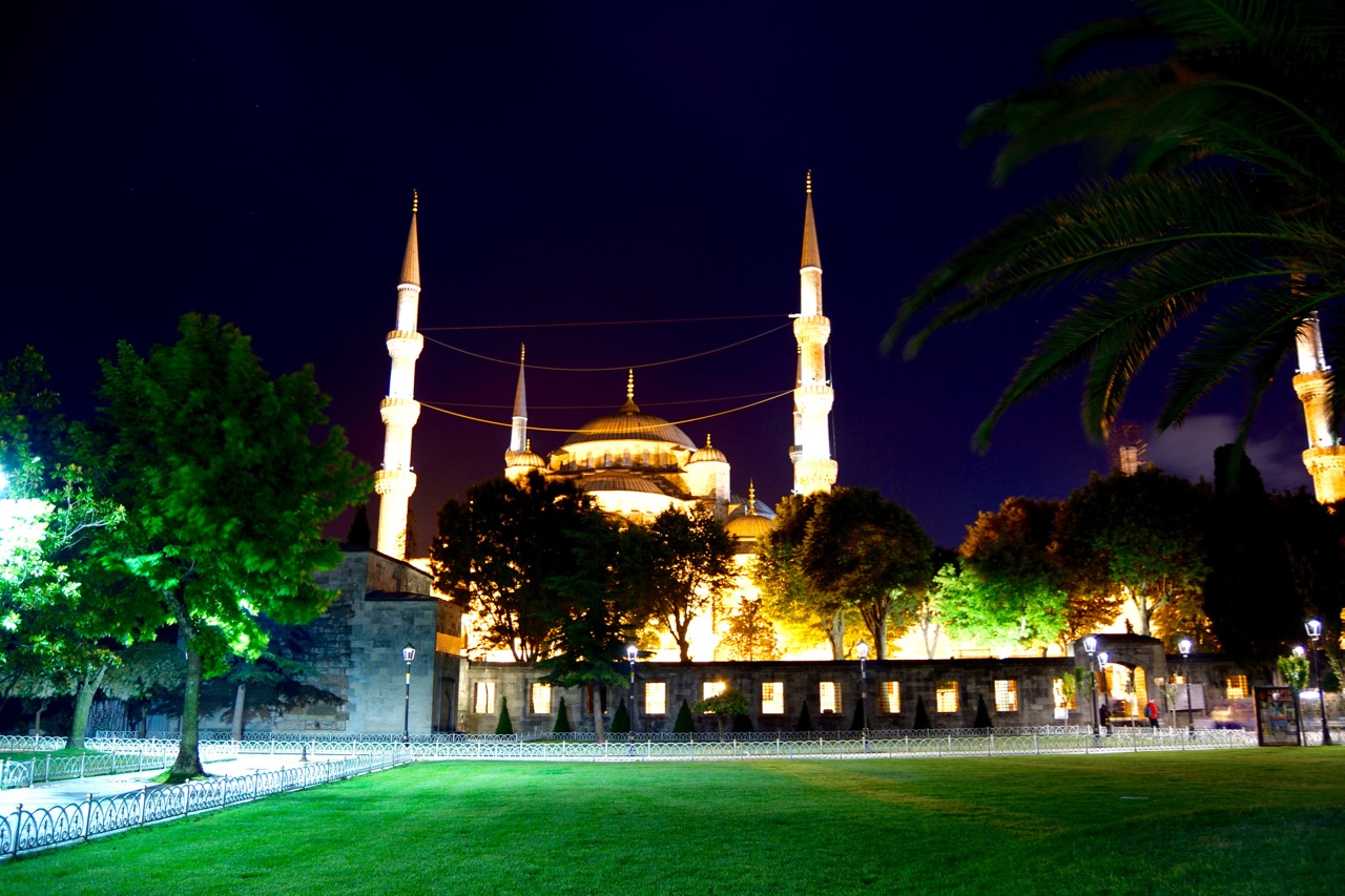 The Blue Mosque dress code and tips for entry | Atlas & Boots