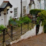 Clovelly village: the land that time forgot