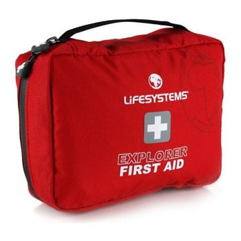 Hiking First Aid Kit: Lifesystems Explorer
