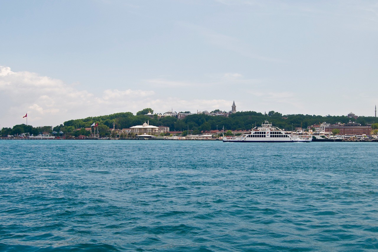 Bosphorus Cruise - 1
