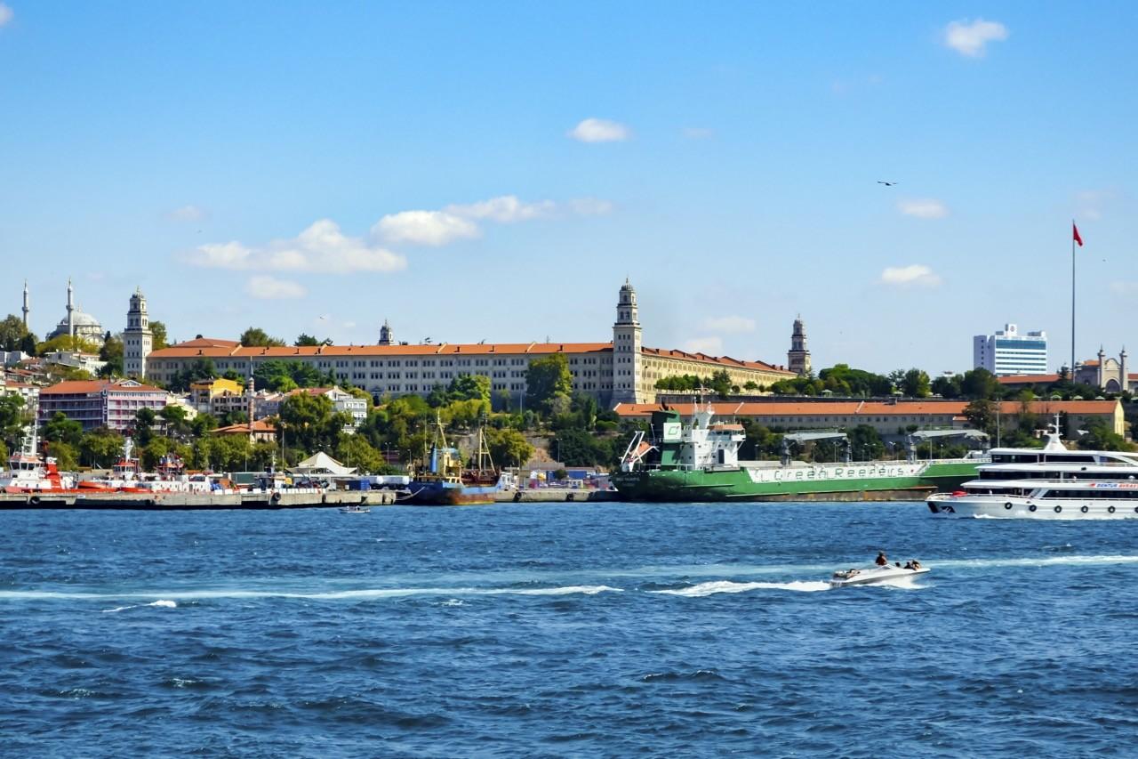 Bosphorus Cruise - 3