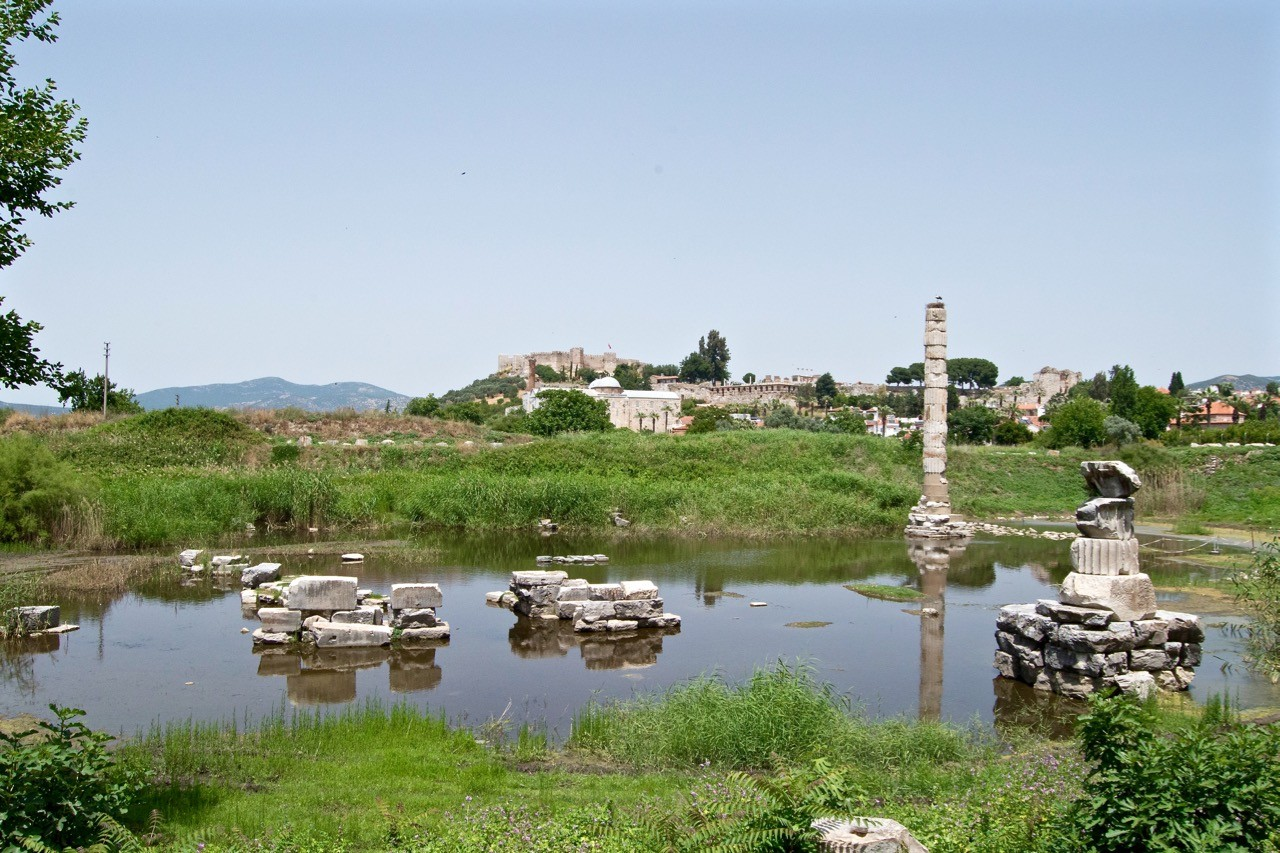temple of artemis - 1