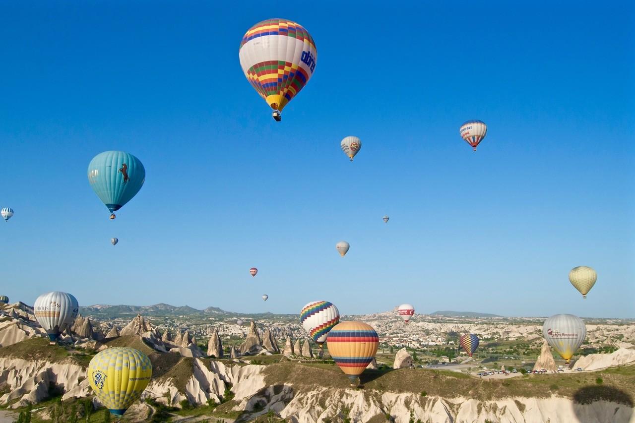 Capadoccia balloon ride - 12