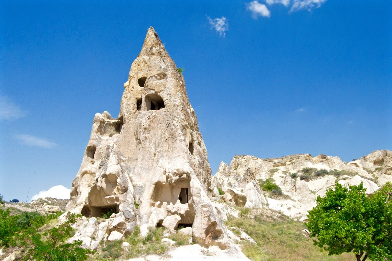 Cappadocia hikes 10 Goreme sword valley