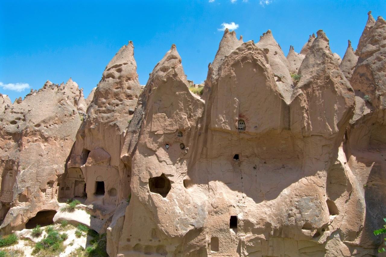 Cappadocia hikes 11 Zelve valley - 2